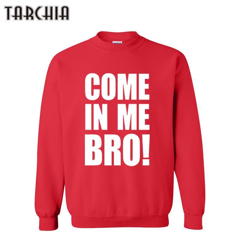 TARCHIA 2020 новые толстовки приходят в меня братан пуловер Толстовка персонализированных мужчин пальто вскользь родители survetement Homme мальчика