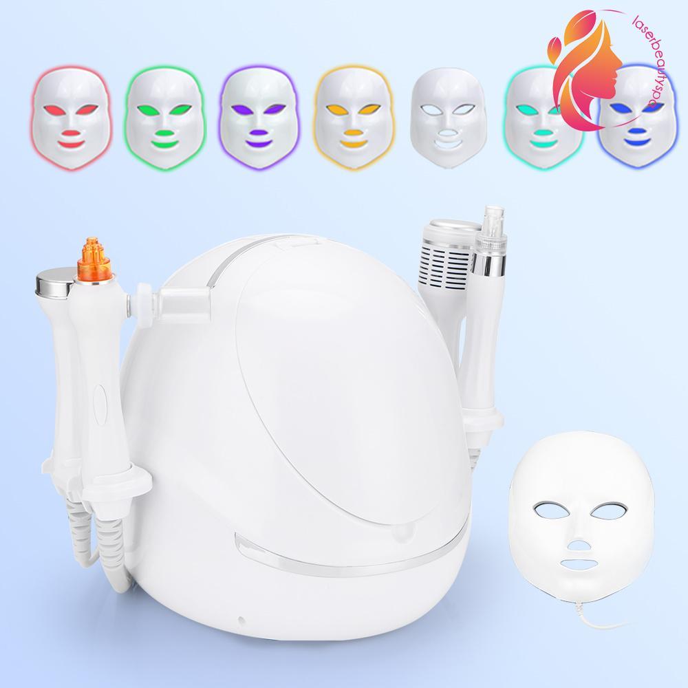 NEW 5IN1 Ultrasonic Hydra Facial Machine Skin Rejuvenaiton Microdermabrasion Hydro Dermabrasion Skin lifting Wrinkle Removal Spa