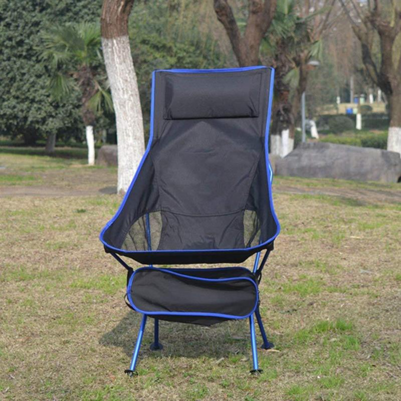 Gezi Ultralight Katlanır Sandalye Superhard Alaşım Açık Kamp Sandalye Taşınabilir Plaj Yürüyüş Piknik Koltuk Tahlisiyeler Sandalye VT1643