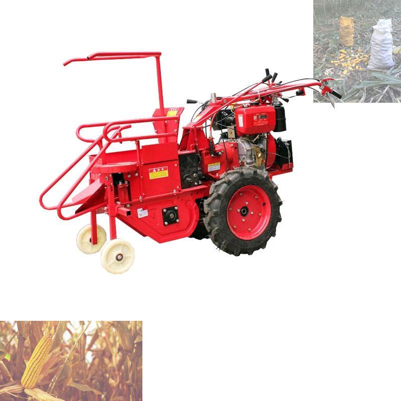 2020newstyle Tarım Dizel Küçük Mısır Harvester / Mini düşük fiyata Mısır biçerdöveri