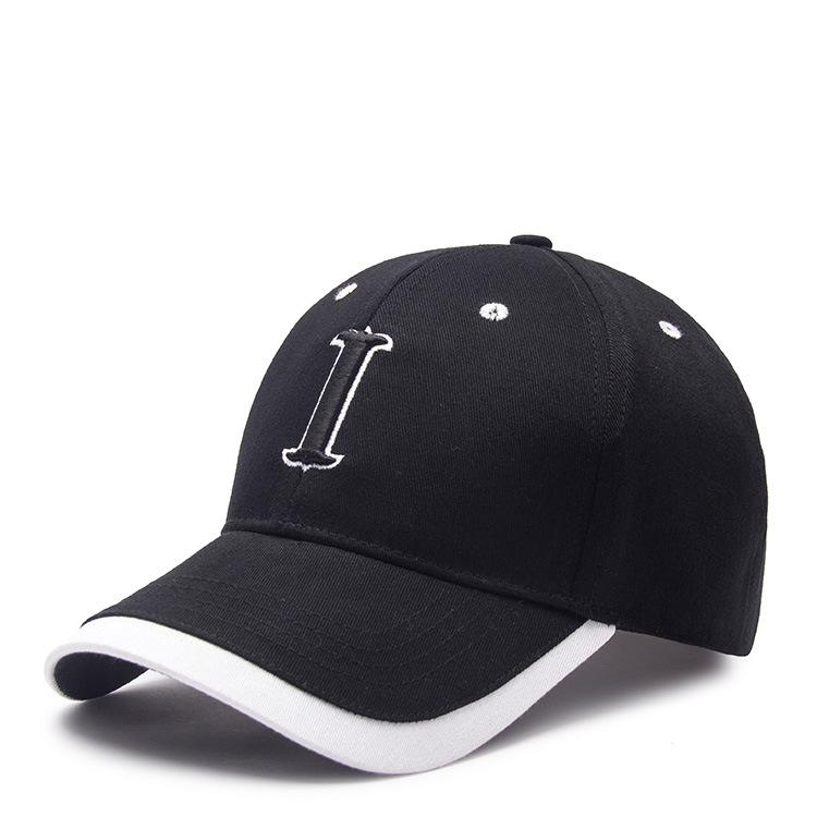 HatClearance inventory processing trend embroidery baseball cap men and women college sports leisure factory wholesale