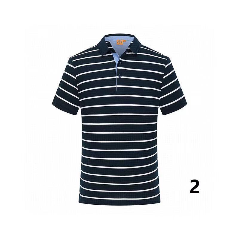 20-13 cotone di estate di colore solido nuovo stile di polo di alta qualità fabbrica polo uomo luxury1 uomini di marca in vendita