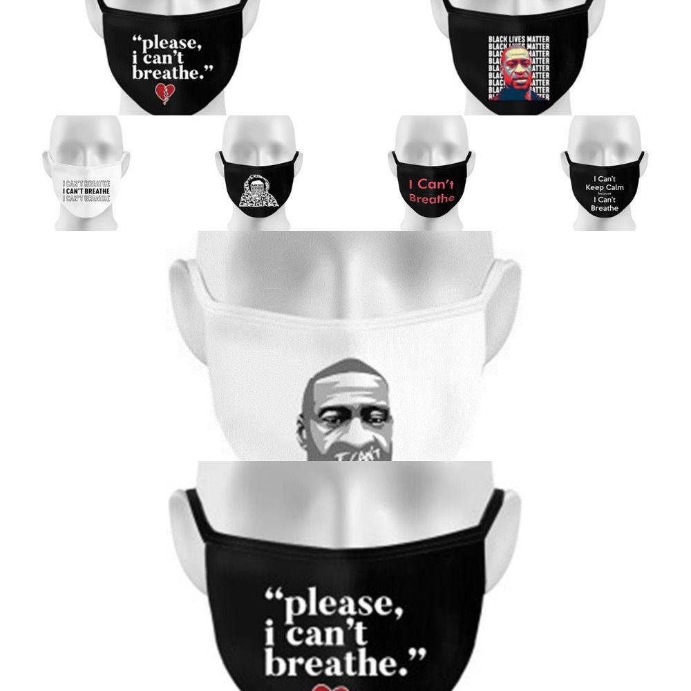 K95% máscara reutilizável Respirar 6 Válvula Filtro face Camada protetora Máscara Designer Carta Ma M8mc