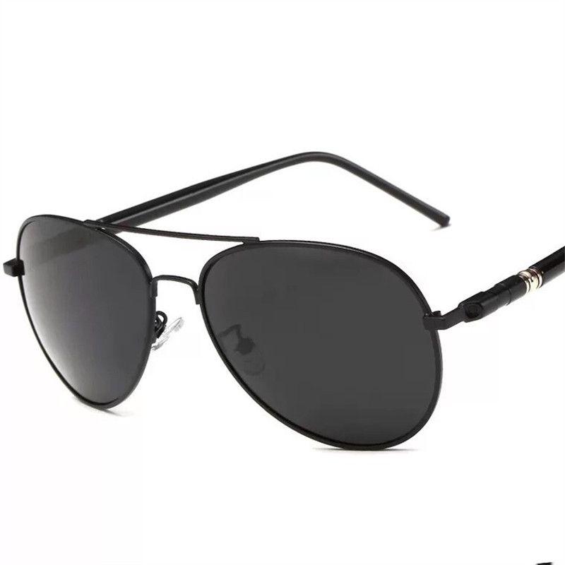 Designer männer metall polarisierte uv400 vintage sonnenbrille männer marke für antriebsgläser eyewear 2021 pilot retro runde sonne klassiker vongpw