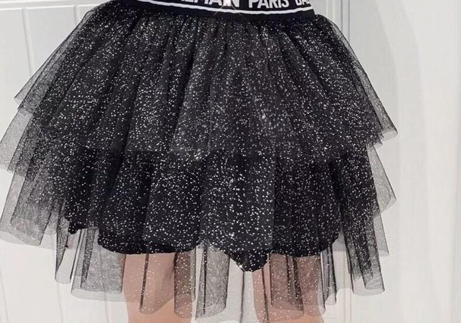 2020 New Baby Girls Tutu Falda Ballerina Pettiskirt Fluffy Niños Ballet Faldas Para Party Dance Princess Girl Tulle Ropa