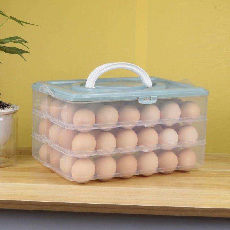caixa de armazenamento de cozinha 20200911 ovo separado