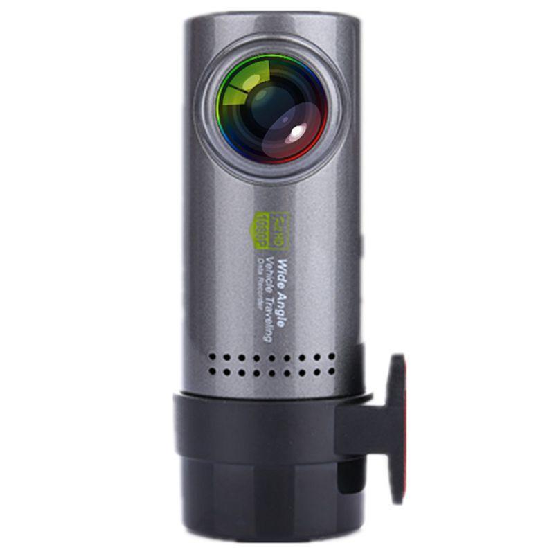 Мини WiFi камера автомобиля DVR Dashboard 360 градусов HD 720P Видеорегистратор Auto Front черточки Cam Digital Регистратор видеокамеры