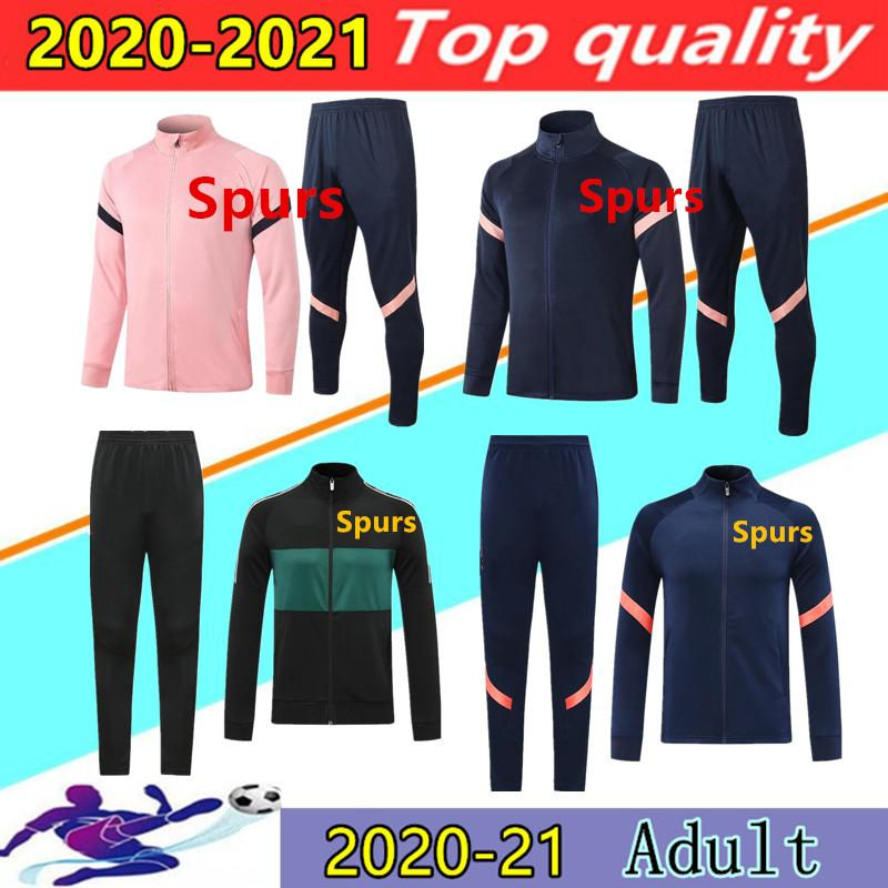 20 21 KANE SON BERGWIJN NDOMBELE Soccer jacket tracksuit Survetement 2020 2021 LO CELSO DELE LUCAS Football jackets Training suit jogging
