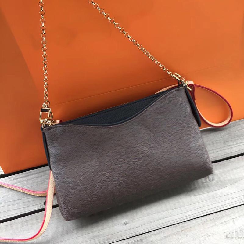 Avrupa ve eğimli içinde% 100 YENİ ULAŞIM Tasarımcı çanta omuz çantası hakiki deri messenger çanta