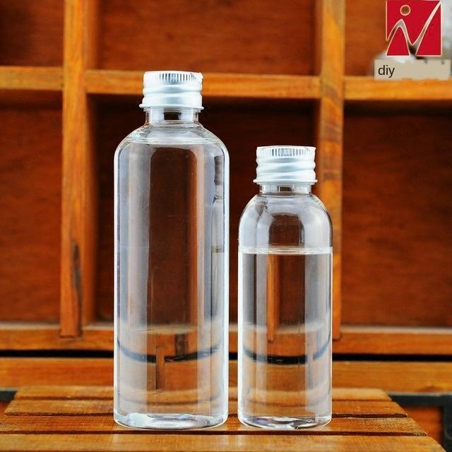 vObIO CrystalAB hohe Fest Epoxidharz extrem klar transparente Kristall transparenter Kleber Leim Tropfen schnell trocknende Tropfen ohne Heizung und