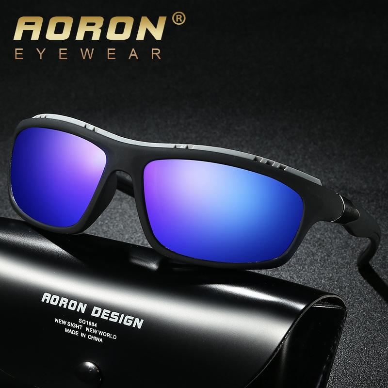 cIGYQ Aolong nuovi sport di guida del sole polarizzati antivento 5327 Aolong nuovi sport occhiali da sole polarizzati di guida antivento occhiali 5327