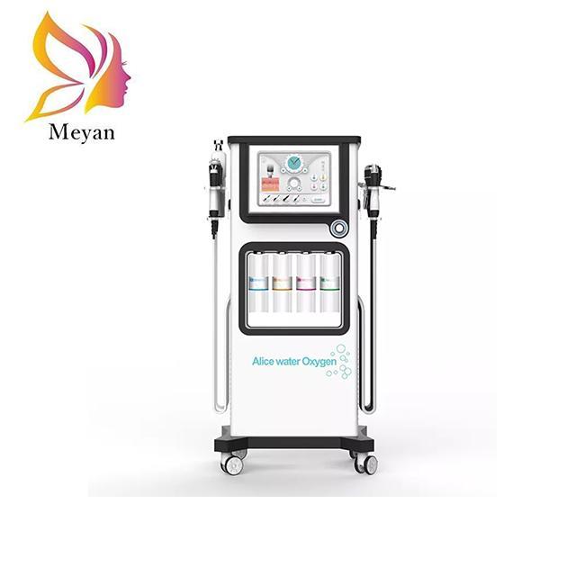 جودة عالية أليس فقاعة صغيرة آلة الجمال 7In 1Hydro جلدي الجلد رفع سبا الوجه هيدرو آلة اللوازم الطبية للوجه
