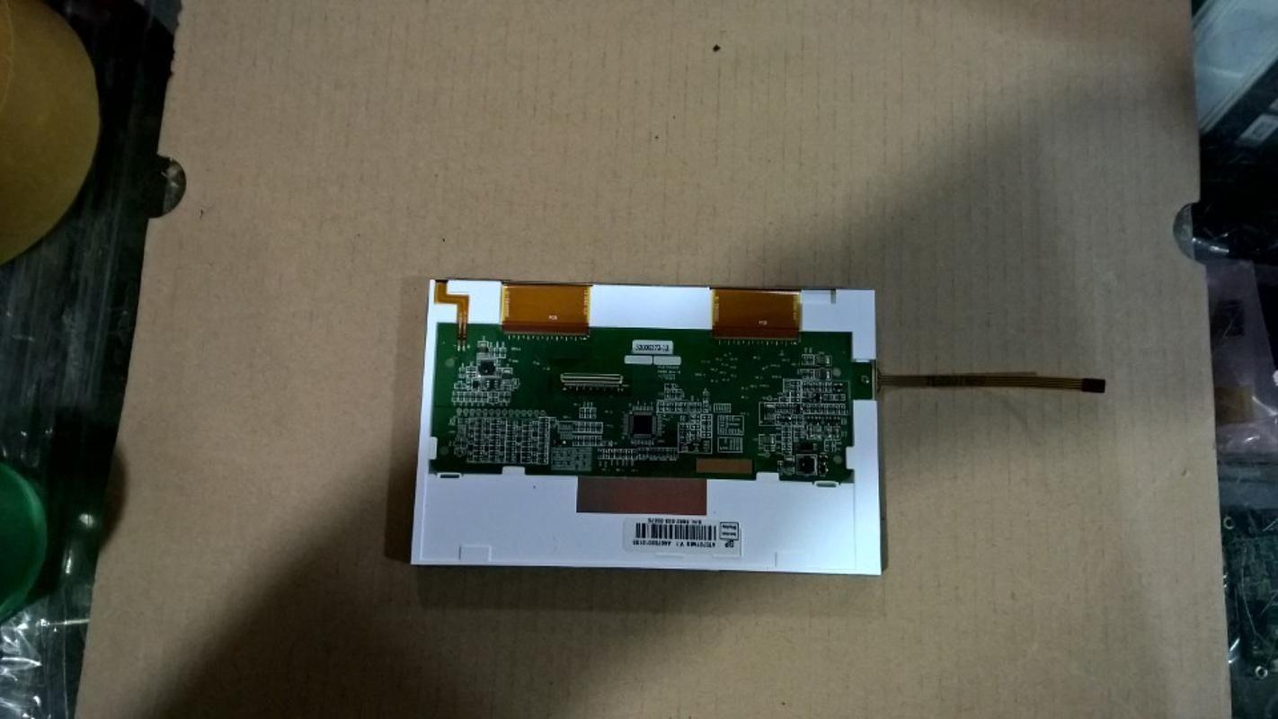 módulo de LCD do scanner Canal DS708 Automotive sistema de análise de diagnóstico Autel MaxiDAS DS708 ecrã LCD táctil de montagem