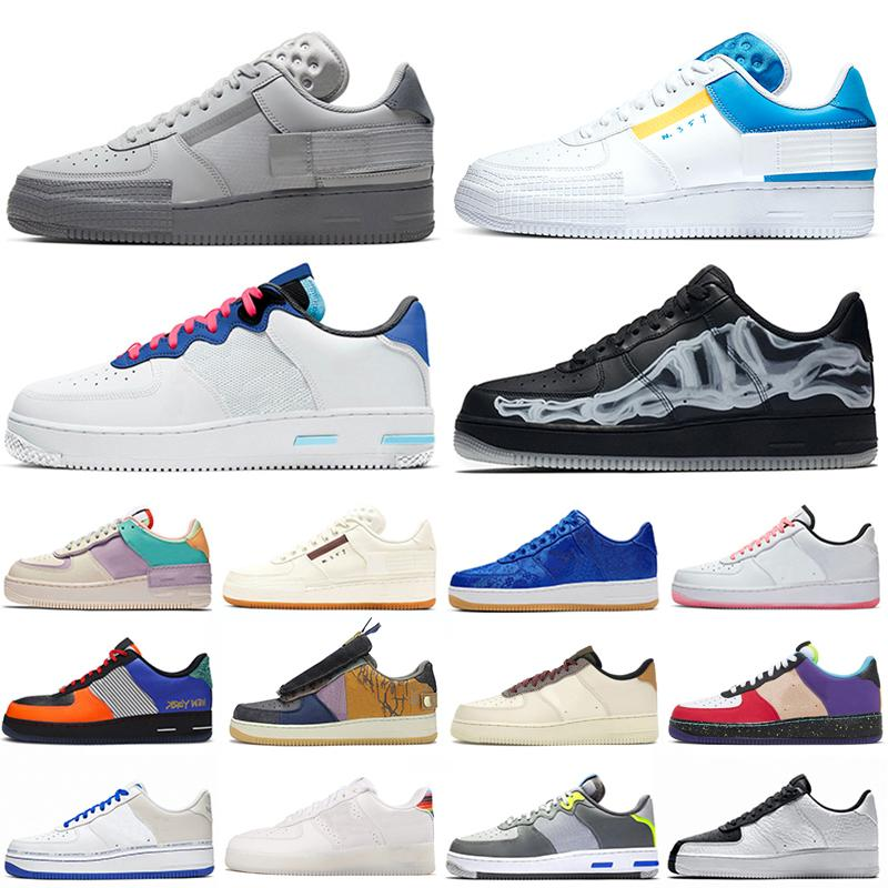 air force 1 one forces forced shoes airforce zapatos de diseño mujeres hombres Chaussures hombres entrenadores casual zapatillas deportivas plataforma