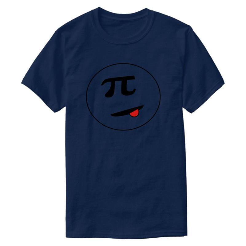 Baskılı Özelleştirilmiş Pi Tişört Erkek Mizah Grafik O-Boyun Erkek Harajuku Erkekler Tshirts Büyük Boyutu 3XL 4XL 5XL Tee Gömlek Hiphop Tops için