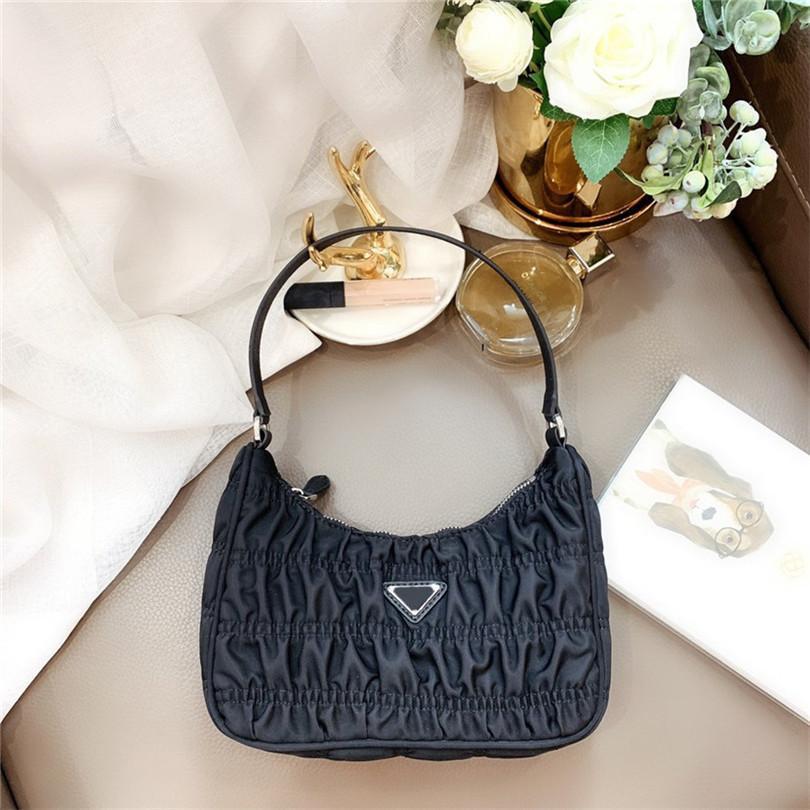 المرأة حقيبة الكتف مطوي حقيبة يد الموضة الأفاق باكيت سيدة حقائب اليد متعددة الصلبة اللون CFY2004027