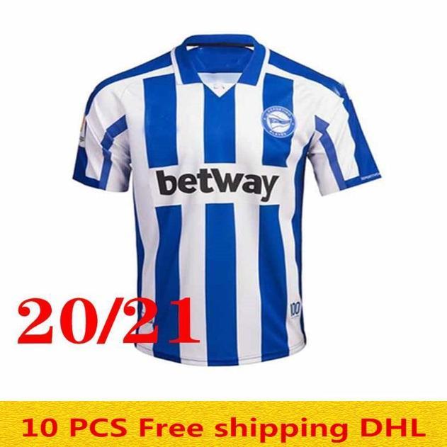 2020 2021 DePortivo Alaves Soccer Jerseys Alaves 20 21 المئوية المائة Camiseta de Futbol Pere Pere Lucas Joselu Laguardia Compotts