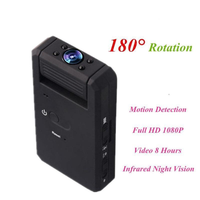 Cheap Camcorders 2020 newest Mini DV HD Camera 1080P Infrared Night Vision Nanny Digital Micro Cam Motion Detection Mini Camcorder Camera