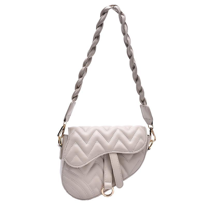 Hombro Nuevos diseñadores Bolsos Bolsos Cuerpo Cross Classcial Monedero para todos los bolsos y 2020 Saddle Girls Handbags XWUKM