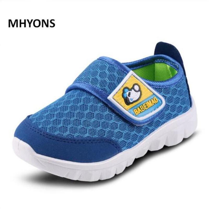 hMHYONS 2019، على غرار الصيف شبكة الأحذية للفتيان والفتيات، لينة أسفل الرياضية أحذية الأطفال، أحذية رياضية مريحة للتنفس