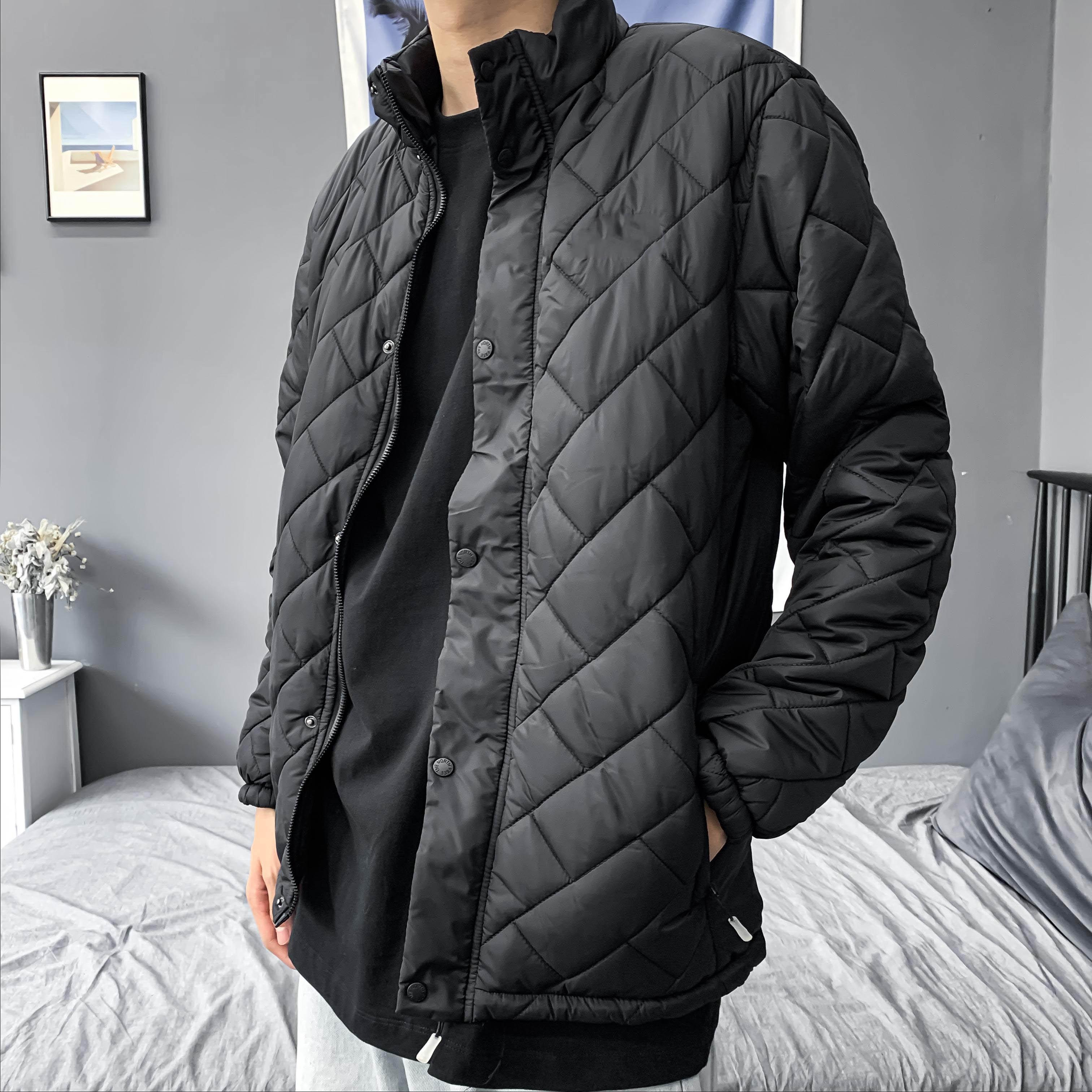 High Quality Men Women 20FW New Jacket Designer Coat for Winter Grey Black with Popular Outdoor Jacket Coat Letter Embroidery Size M-3XL