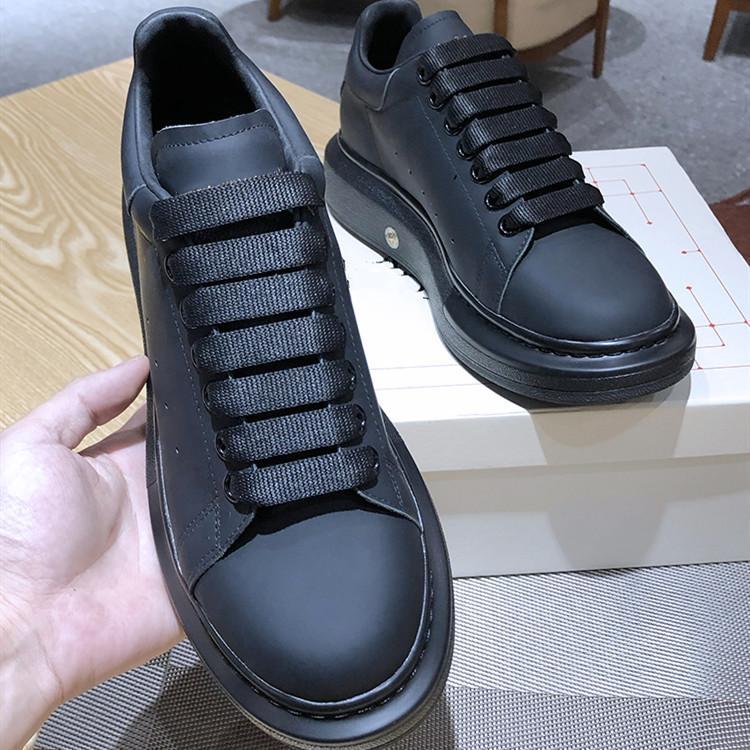 2021 최고의 편안한 예쁜 여자 여성 스카프 캐주얼 가죽 신발 솔리드 컬러 남성 Womens Chaussures 드레스 신발 스포츠 테니스