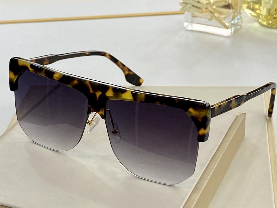 Gafas de sol de calidad Gafas Populares 601 Mujeres Hombres SOL SOL Gafas de sol Vendiendo Top Gafas de Hombres UV400 Últimas Lentes de Sun Gafas de Sol con PKFL