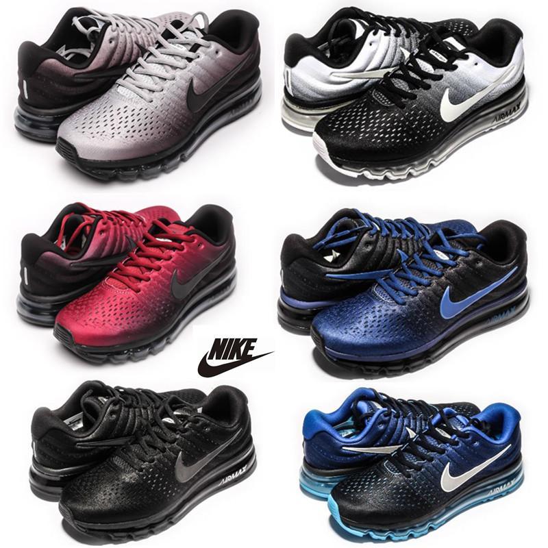 2020 i più nuovi uomini a buon mercato scarpe da corsa nero di modo Triple traspirante bianca del progettista verde blu degli uomini allenatori sportivi Sneakin sneaker 39-45