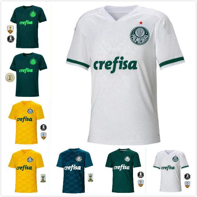 Acquista 20 21 Magliette Di Calcio Palmeiras 2020 2021 Casa Lontano Palmeiras Soccer Jersey DUDO JEAN FELIPE MELO Camiseta De Futbol ALLIONE Cleiton A ...