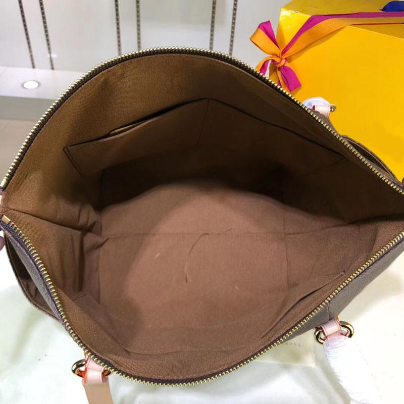 High New Borsa in pelle Borsa in pelle Classica Classic Borse per le donne con borse La qualità Portafoglio Donna Shopping Borsa a tracolla SWLGQ