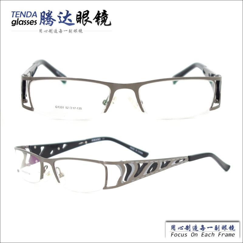 Neue Designer-Mode Brillen Rezept Männer-Brille-Rahmen für Objektive