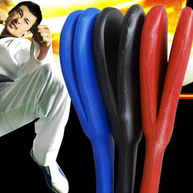 1pc boxe Pads entraînement Taekwondo main Racket Coup de pied Takwondo Target poinçonnage Pad Karate Training Kickboxing Paddle