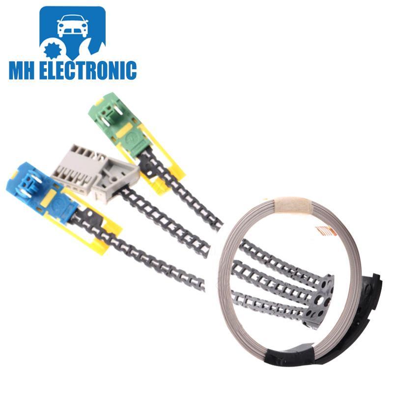 MH ELECTRONIC 10pcs/LOT Loop Repair Wire Connectors For Renault Com 2000 Peugeot 307 406 206 Citroen Berlingo C5 NEW!!