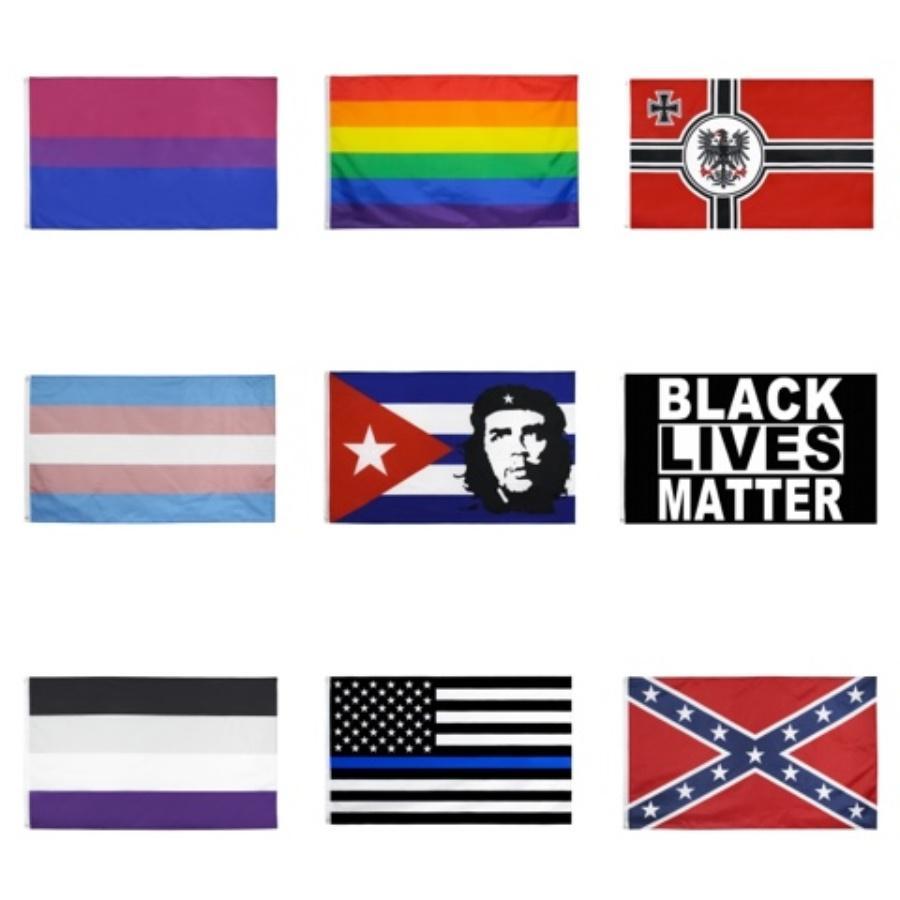 Özel Bayrak Tüm Boyut Sergi Reklam Askeri Bayrak Plaj Banner Dijital Baskı 100D Polyester Pongee # 491