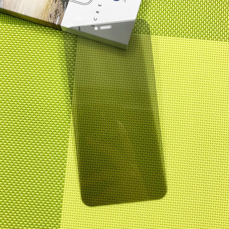Privacidade de vidro temperado para iPhone 11 PRO Tela MAX Anti-Spy Protector 9H 2.5D Dureza vidro temperado