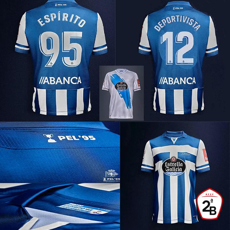 20 21 adultes Deportivo de La Corogne Football Maillots MOLLEJO 2020 21 M.KONE SABIN Aketxe Football Shirt SANTOS Jersey