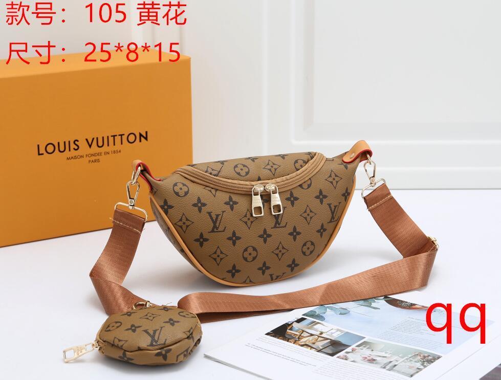 2020 Brand New Women's Shoulder Bags Leather Handbags Wallets Good Quality For Women Bag Designer Totes Messenger Bags Cross Body toe bag 36