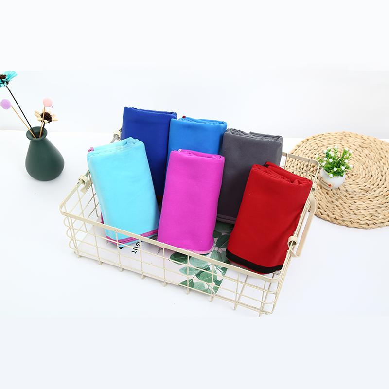 YU I H Shop Mikrofaser Badetücher für Erwachsene havlu Schnell trocknend Reise Sport Handtuch Decke Bad Pool Camping Yoga