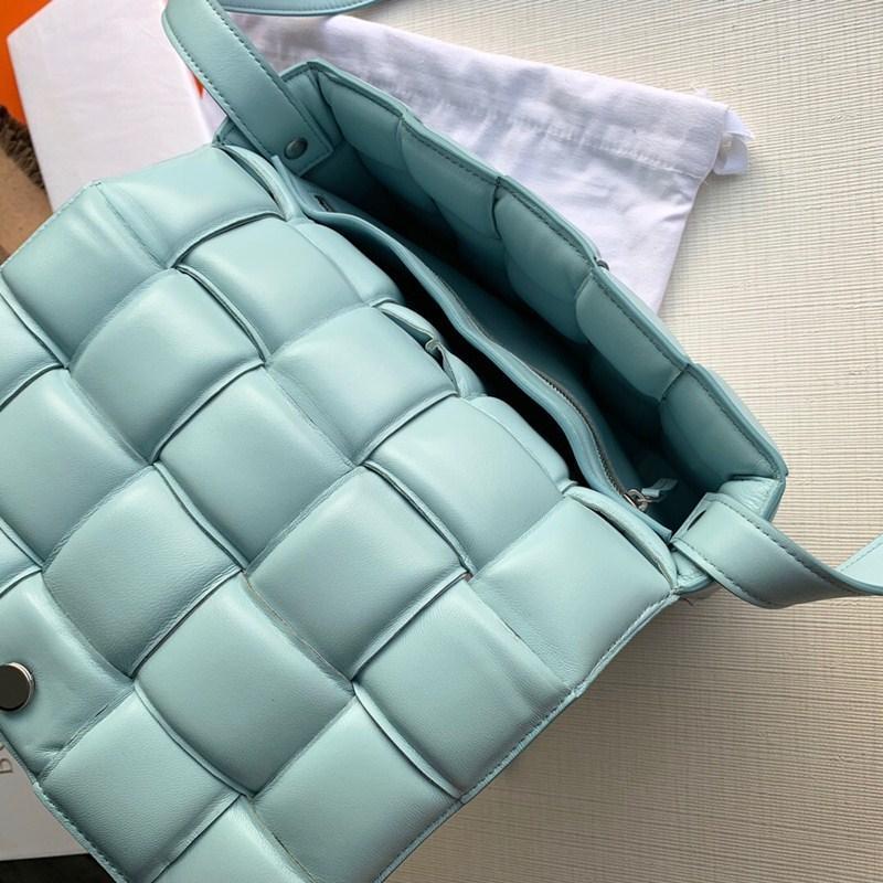 Taze Yeni Buzağı Çanta Üç Boyutlu 2021 Moda Messenger ve Güzel Tasarımcı Kadın Omuz Xoxgh