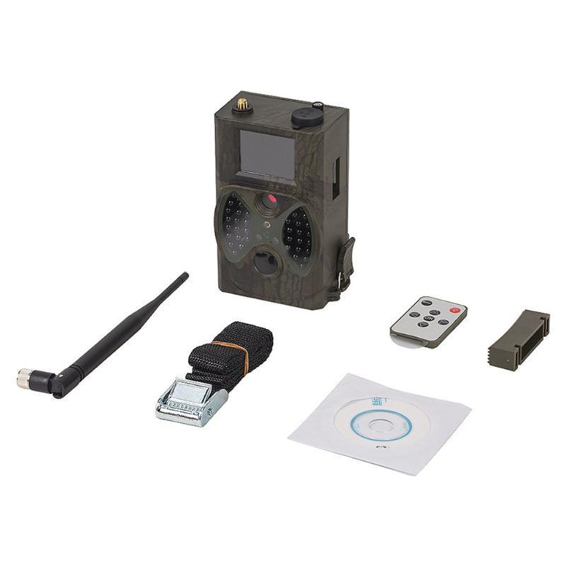 Trail Охота камера скаутинг 1080P 12MP 16MP инфракрасные камеры ночного видения Открытый Cam Панель солнечных батарей зарядное устройство