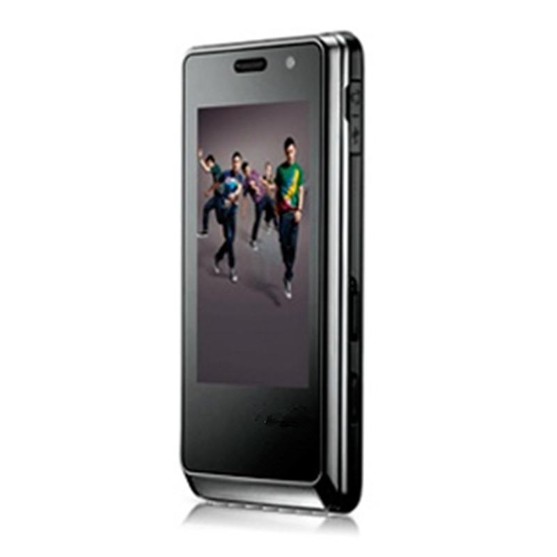 """새로 단장 한 삼성 S5580 3G 슬라이더 휴대 전화 2.8 """"3.2MP 만 지원 중국어 영어"""