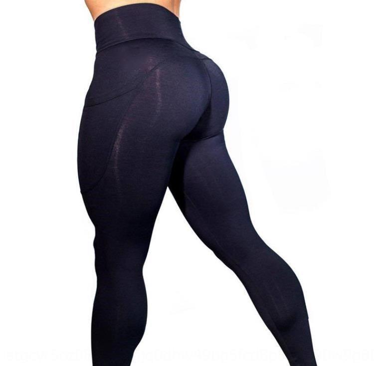 Yoga esercizio in esecuzione tasche laterali telefono cellulare e yo Yoga esercizio in esecuzione pantsMobile Sport tasche laterali dei pantaloni di telefono e gli sport yo