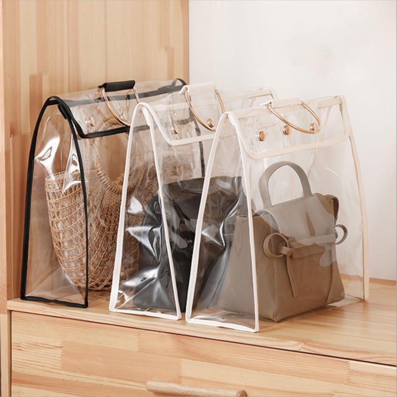 Çanta Saklama Çantası Toz Geçirmez Asılı Dolap Bitirme Toz Kapağı Tuvalet Kılıfı Nem Geçirmez Depolama Temizle Çanta Dolap SQCEP