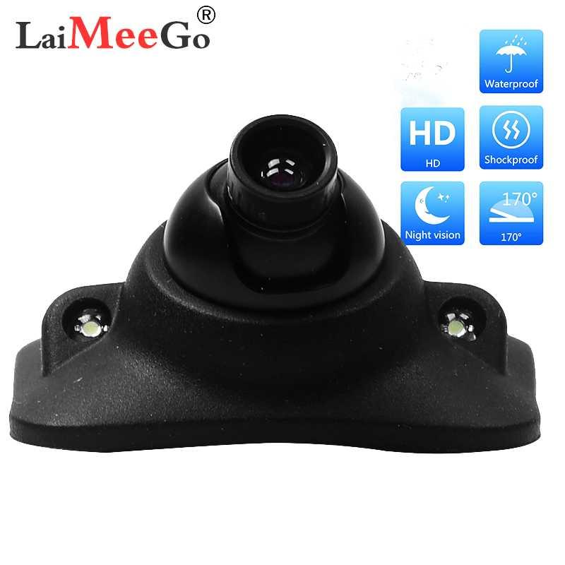 Car Rear View Camera Universal Auto Backup Parking Camera Right blind zone Night Vision Waterproof Wide Angle HD Color Image