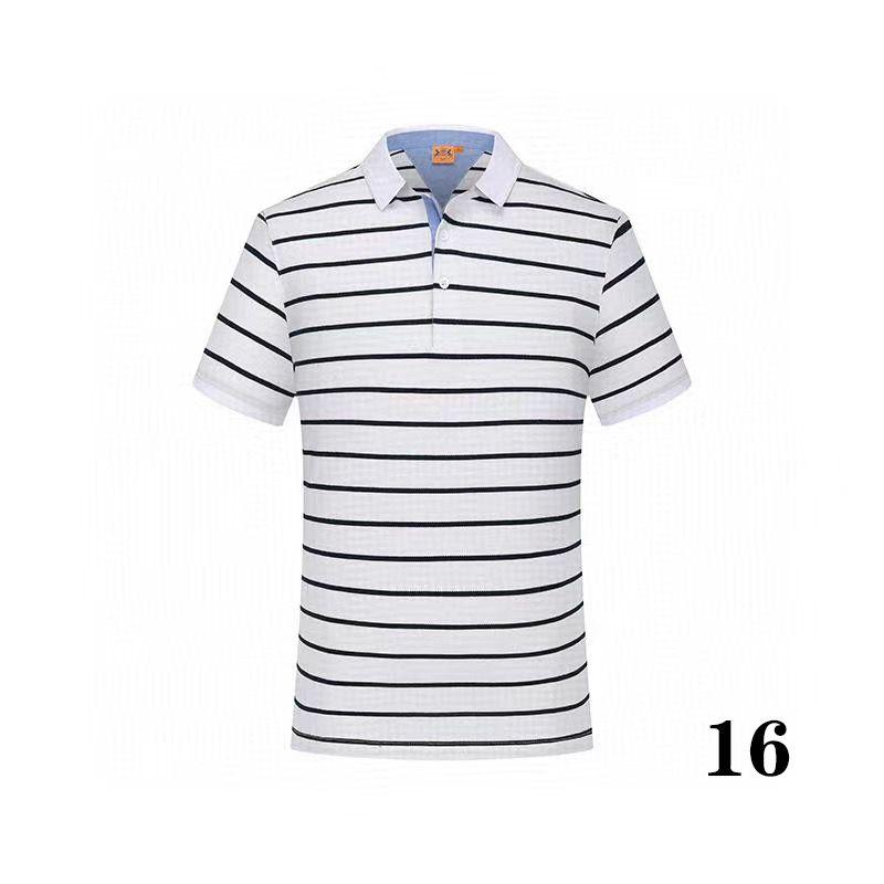 20 -24summer pamuk düz renk yeni stil marka erkek polo en kaliteli lüks satılık 2 erkek polo gömlek fabrikası