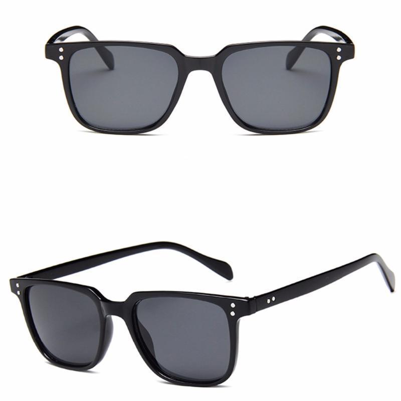 Güneş Gözlüğü Moda Kadın Erkek Renkli Yansıtıcı Parlak Renk Ayna Gözlük Erkek Sun 2021