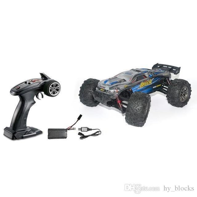 01:16 RC Toy carro deserto 4WD escovado Motor Driving caminhão da movimentação de carros de competência 36 kmh Bigfoot Off Road Truck Vehicle Kid Toy