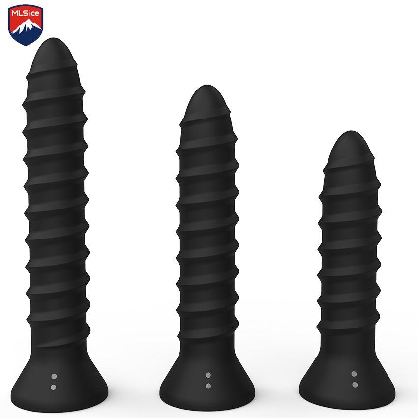10 Скорость USB зарядный Butt Plug Clit дилдо G Пятно Thread Anal Plug Для взрослых мужчин Водонепроницаемый вибратор для взрослых для женщин T200909