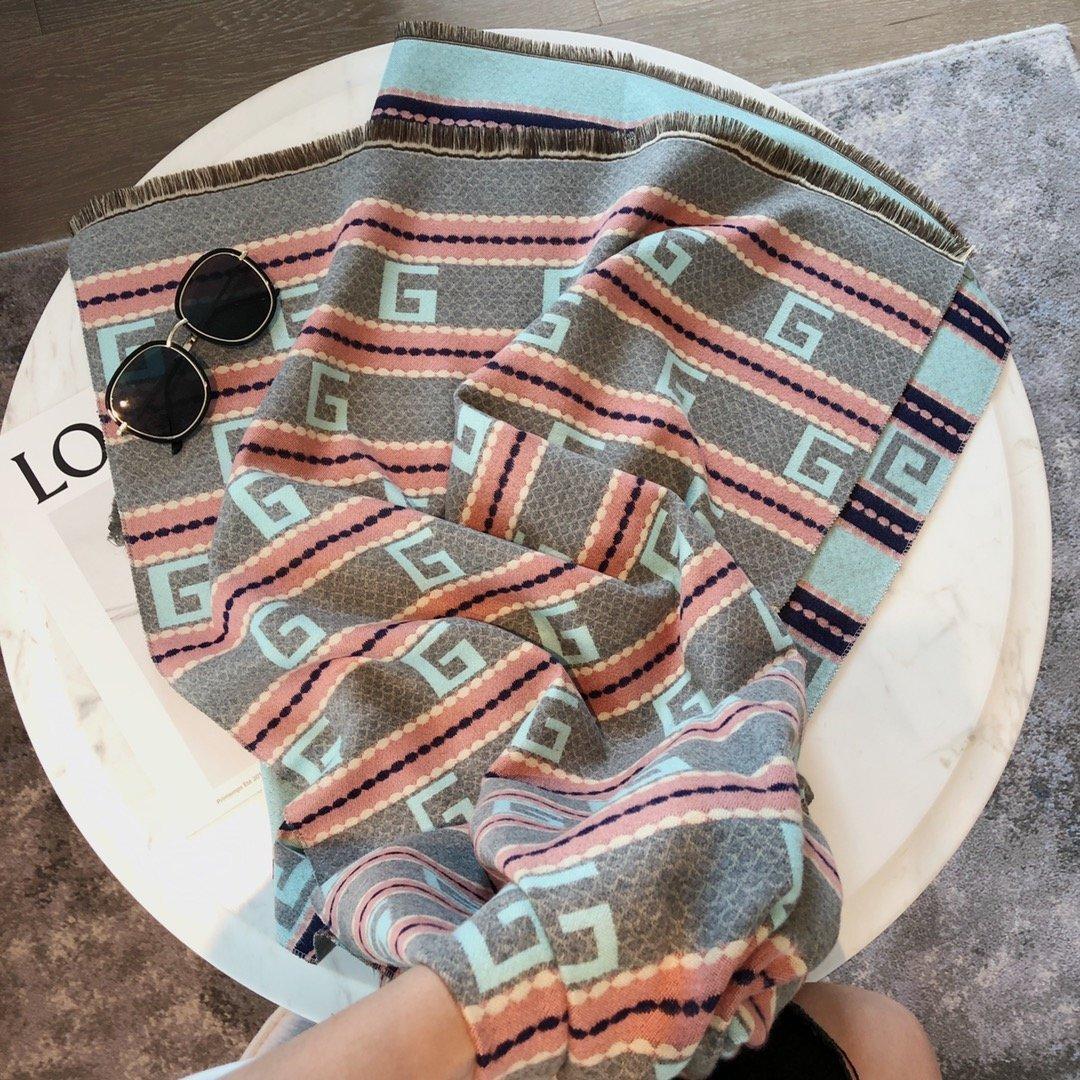 Марка качества высокого шарф женщин дизайн одежды шерсти кашемир шарф теплой осенью и зимой моды женщин шали