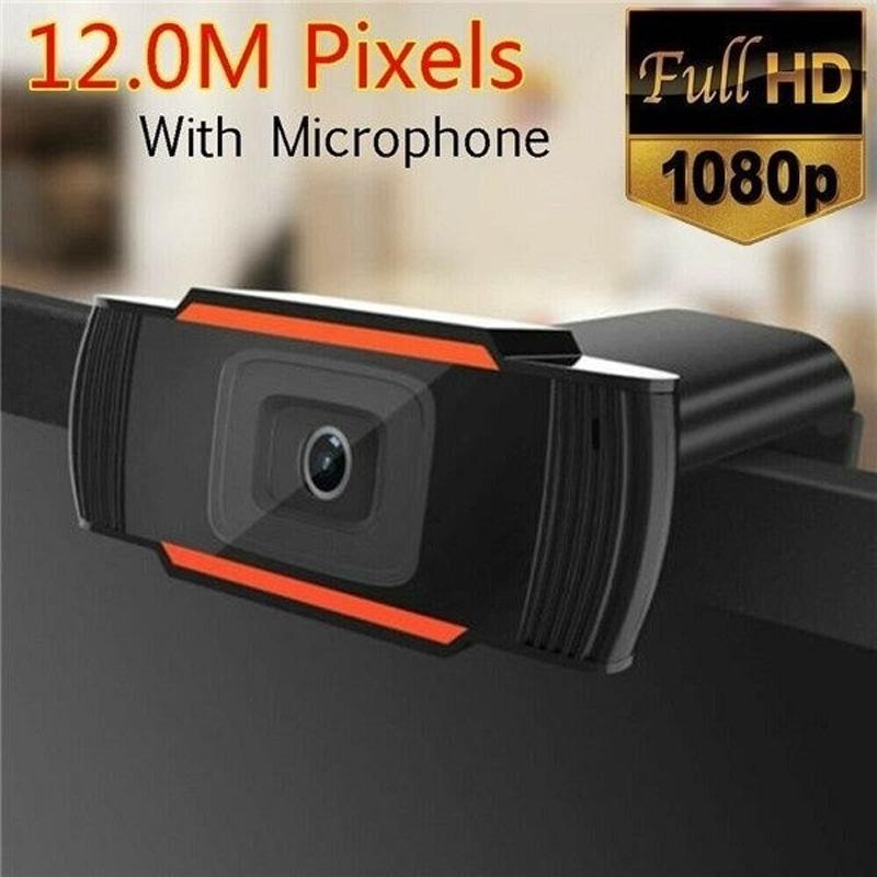 HD 1080P Webcam PC Mini-USB-2.0-Web-Kamera mit Mikrofon USB-Computer-Kamera für Live-Streaming-Webcam 1080P / 480P